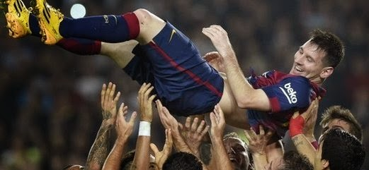 Is there a record Lionel Messi hasn't broken? See for yourself