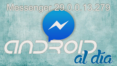 Messenger Facebook - Android al día