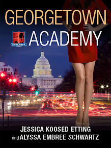 Georgetown Academy: Book 4 Cover Reveal & Giveaway!