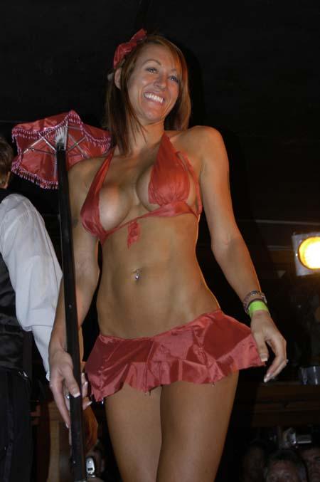 Made bikini contest