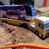 Miniatura fictícia do tipo Top Gold do ônibus da Banda Zezo Produções