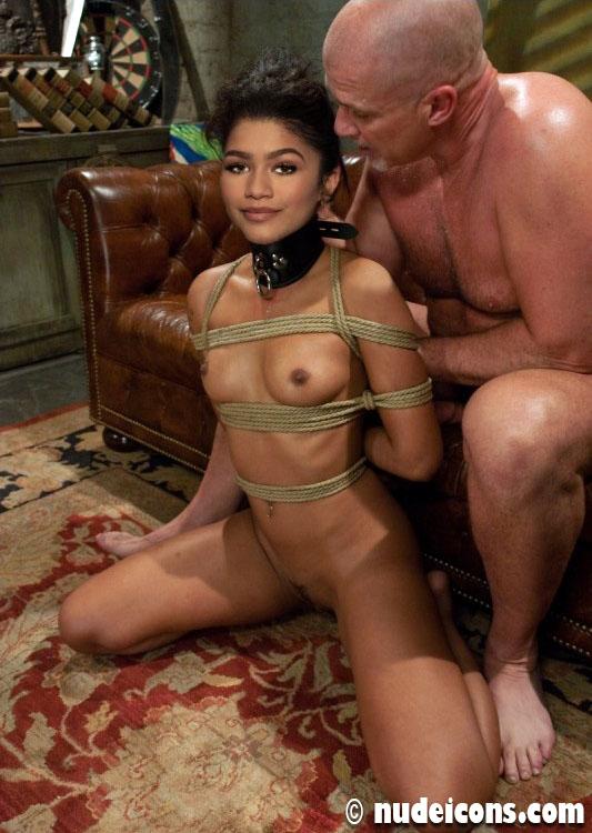 Zendaya Coleman Naked Celebrity Pictures - Nude Ikons