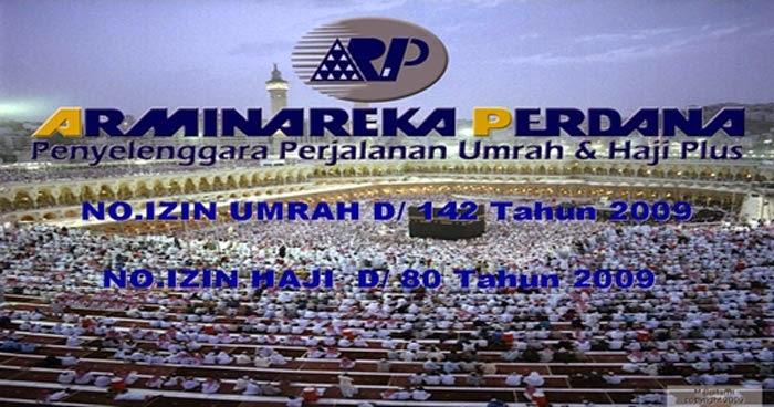 Surat ijin Arminareka Perdana