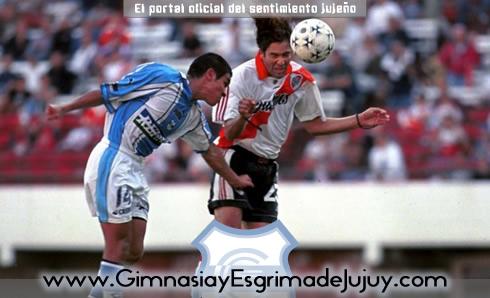 Gimnasia de Jujuy 0 - River 8