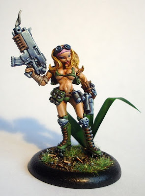Miniature painting contest winner photo