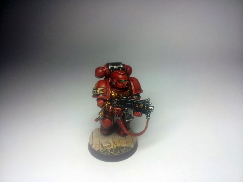 BLOOD ANGELS - WARHAMMER 40000 1-1