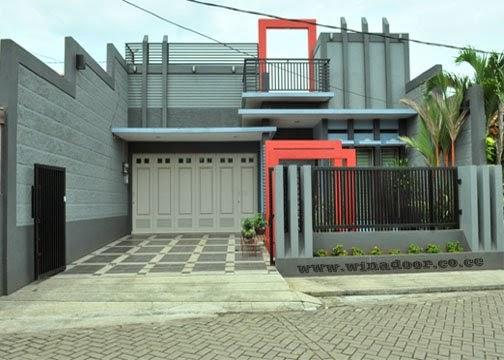 gambar garasi mobil rumah minimalis & garasi mobil rumah minimalis