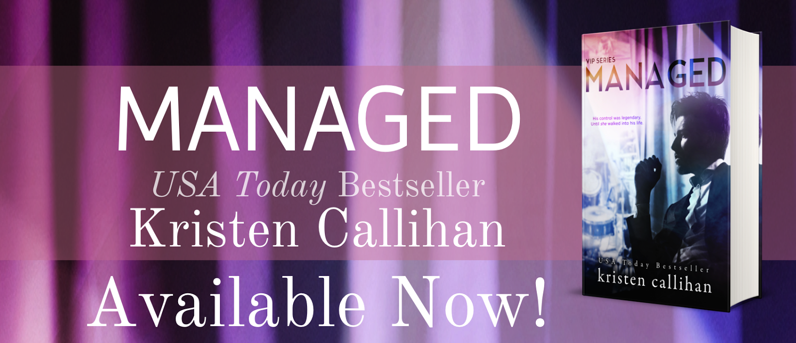 Managed Release Day Blitz