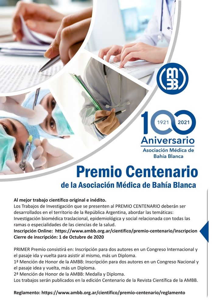 Premio Centenario de la AMBB