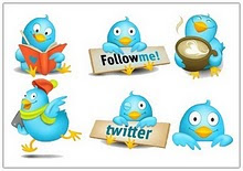O Vamos Pensar 2012 está no Twitter