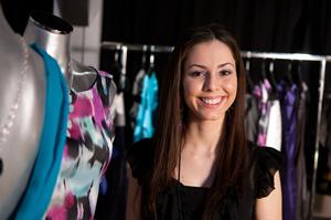 Fashion Designer Natalia Sanz