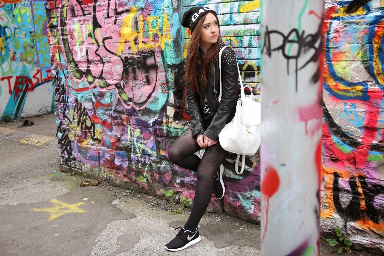 dublin, street style, street art, blogger, fashion, fashion blogger
