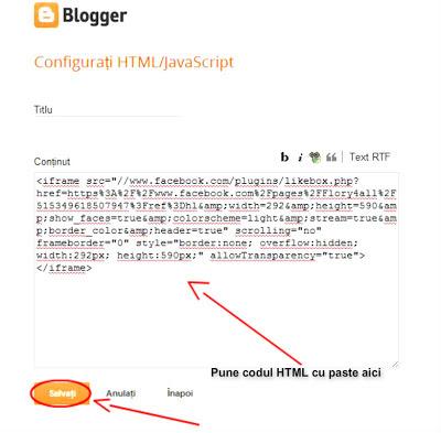 caseta html