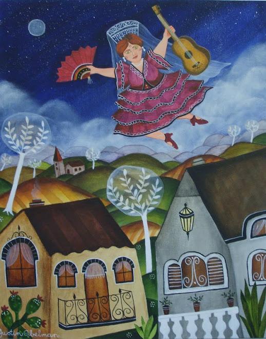 Even Angels do Flamenco