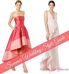 Style Guide: Fabulous Summer Wedding Dresses.