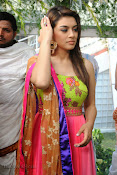 Hansika Motwani Photos at Durga movie launch-thumbnail-4