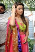 Hansika Motwani Photos at Durga movie launch-thumbnail-4