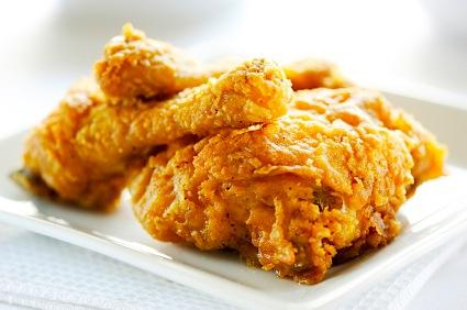 Resep ayam goreng tepung renyah dan gurih