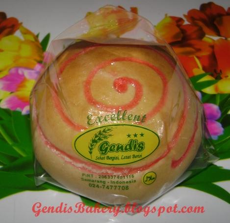 Roti Manis Excellent Strawberry dan Excellent Kopi Cream ~ gendis ...