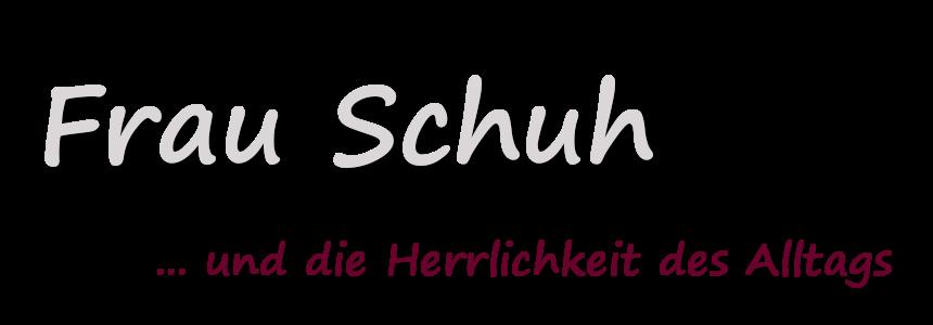 Frau Schuh
