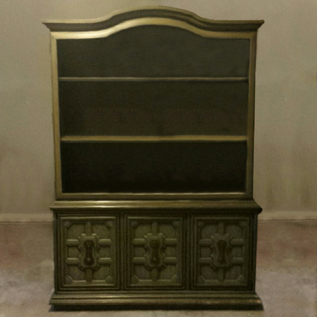 #thriftscorethursday Week 67   Instagram user: heartsandsharts's thrift score dilemma with this hutch