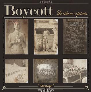 BOYCOTT - LA VIDA NO SE PATENTA