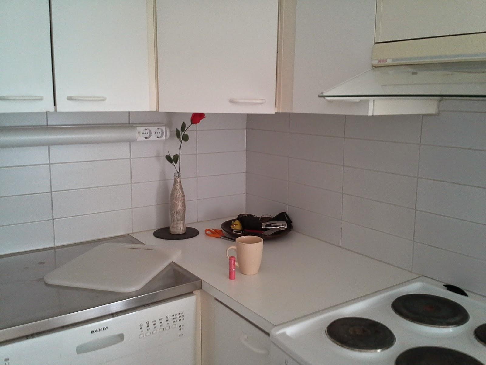 iHeartArt by eila DC Fix kalvoilla muutosta keittiöön!