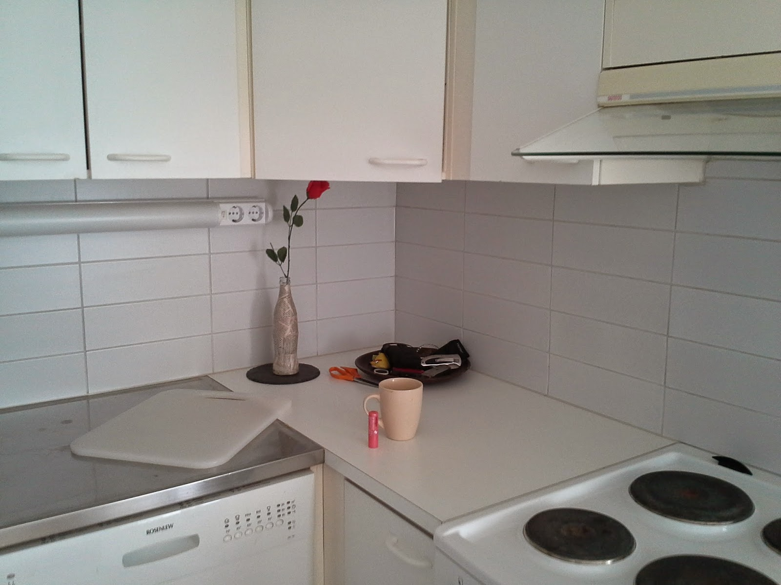 iheartart by eila dc fix kalvoilla muutosta keitti n. Black Bedroom Furniture Sets. Home Design Ideas
