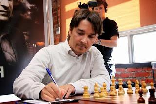 Le Russe Alexander Morozevich