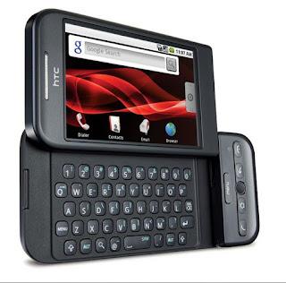 smartphone pertama android