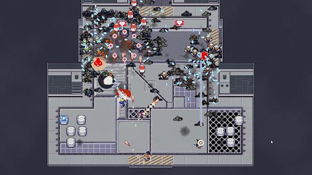 Circuit Breakers nos devuelve a la acción frenética de los arcades