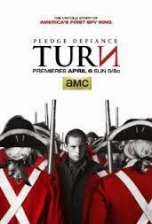 Assistir Turn 3x03 - Benediction Online