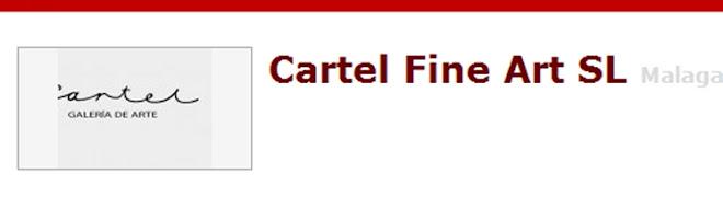 """""""GALERÍA CARTEL FINE-ART MÁLAGA, GRANADA"""""""