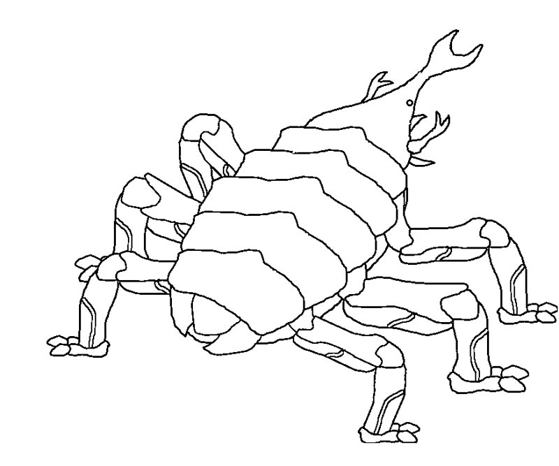 Pacific Rim Coloring Pages