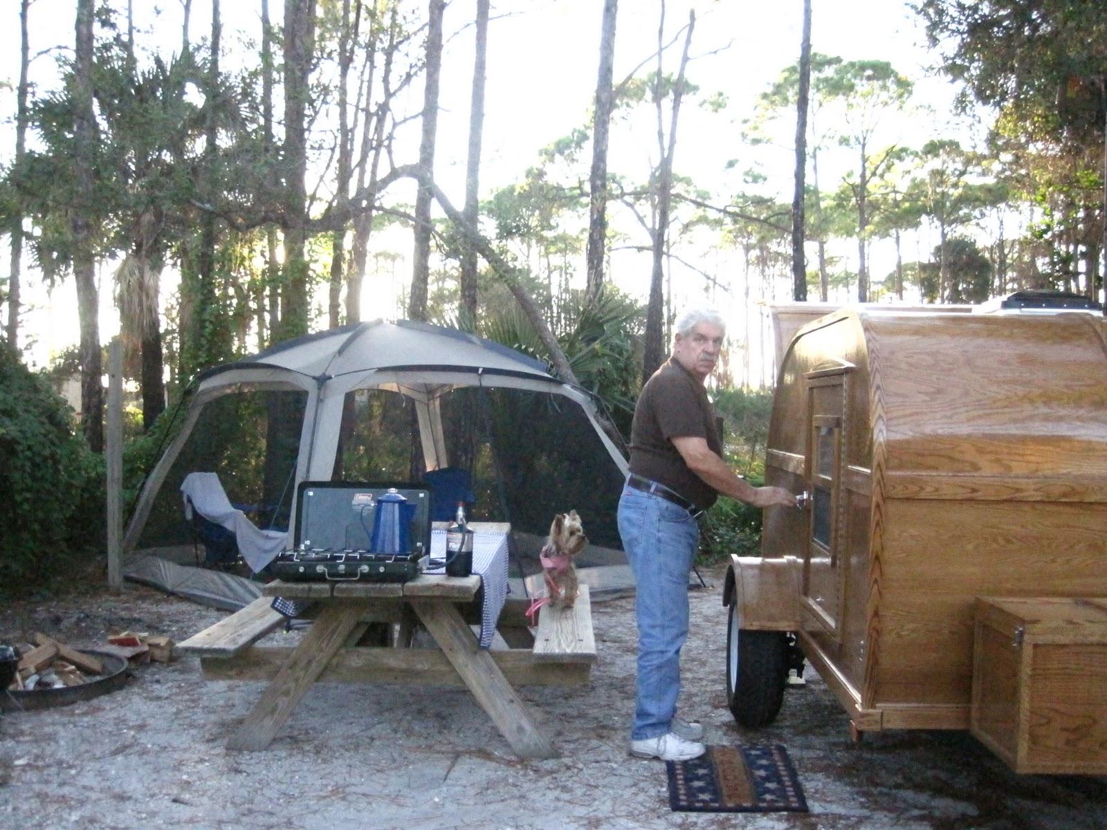 TH Stone Memorial St. Joseph Peninsula State Park (FL)