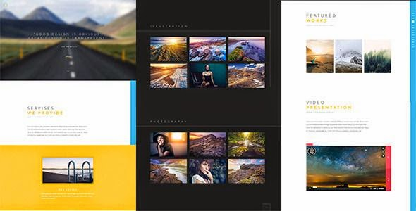 Best Premium Muse Template