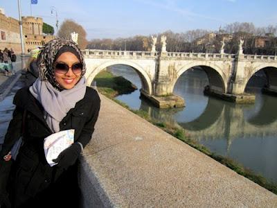 Foto Cun Husna Zahry Rafie - Isteri Ustaz Don Daniyal