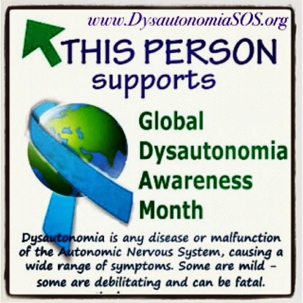 dysautonomia pots