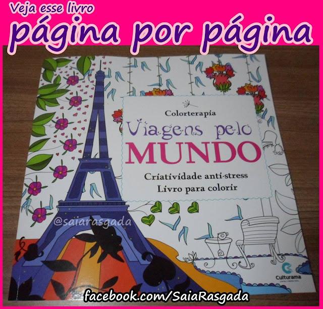 resenha com vídeo mostrando esse livro por dentro, página por página