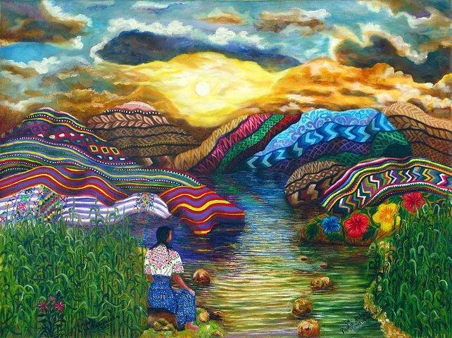 Resultado de imagen para Pachamama sobre el prado