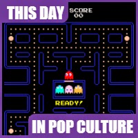 Pac-Man was released on May 22, 1980.