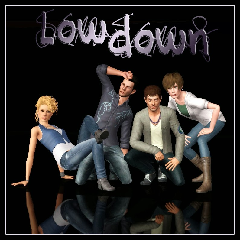 Low Down - Covershot