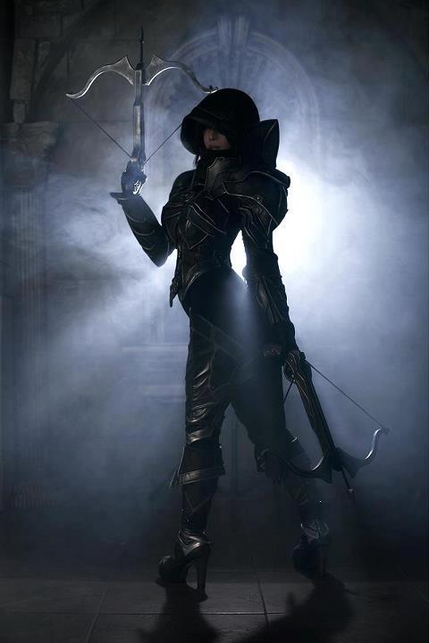 CosRain.Com TASHA's COSPLAY - Diablo 3