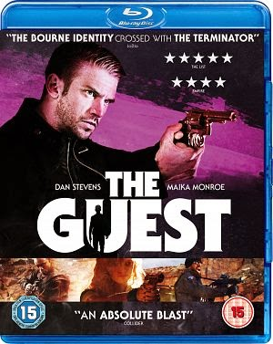 The Guest 2014 BluRay 480p 300mb ESub