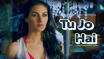 Amyra Dastur Hot Tu Jo Hai Lyrics MR. X