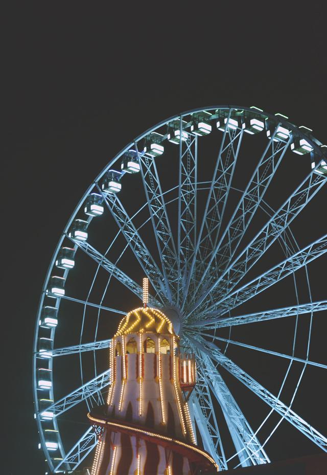 Winter Wonderland Ferris Wheel