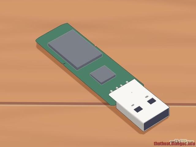 sửa lỗi USB bị hỏng không mở được