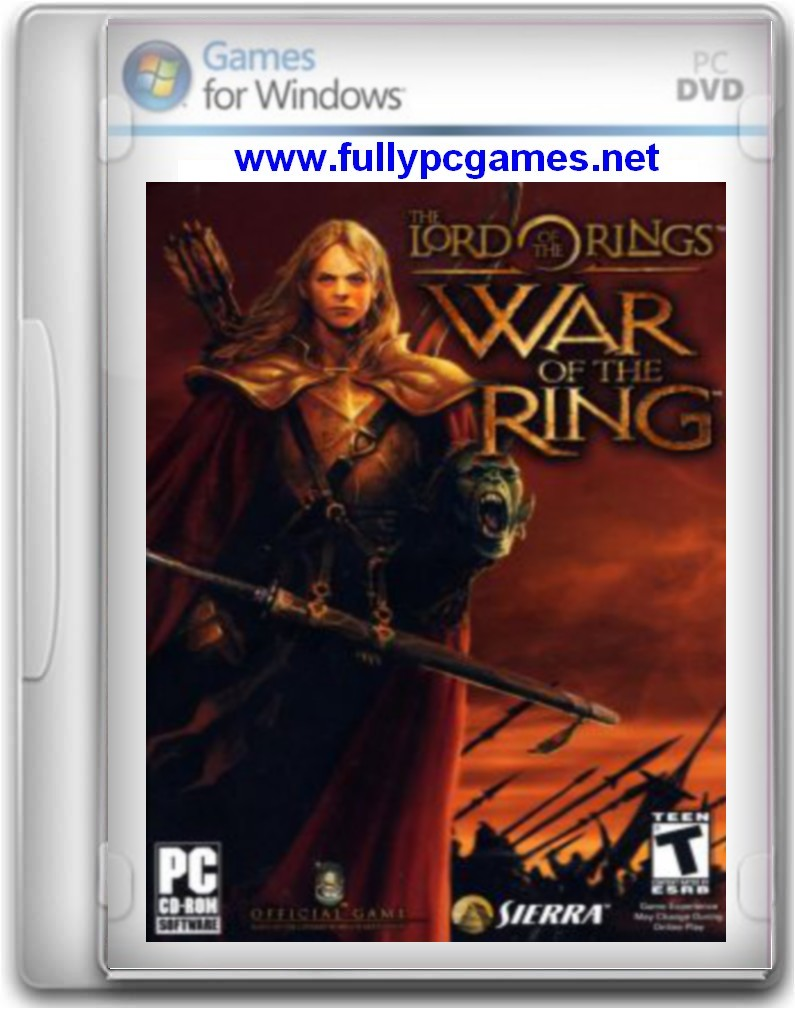 lord of the rings game download full version
