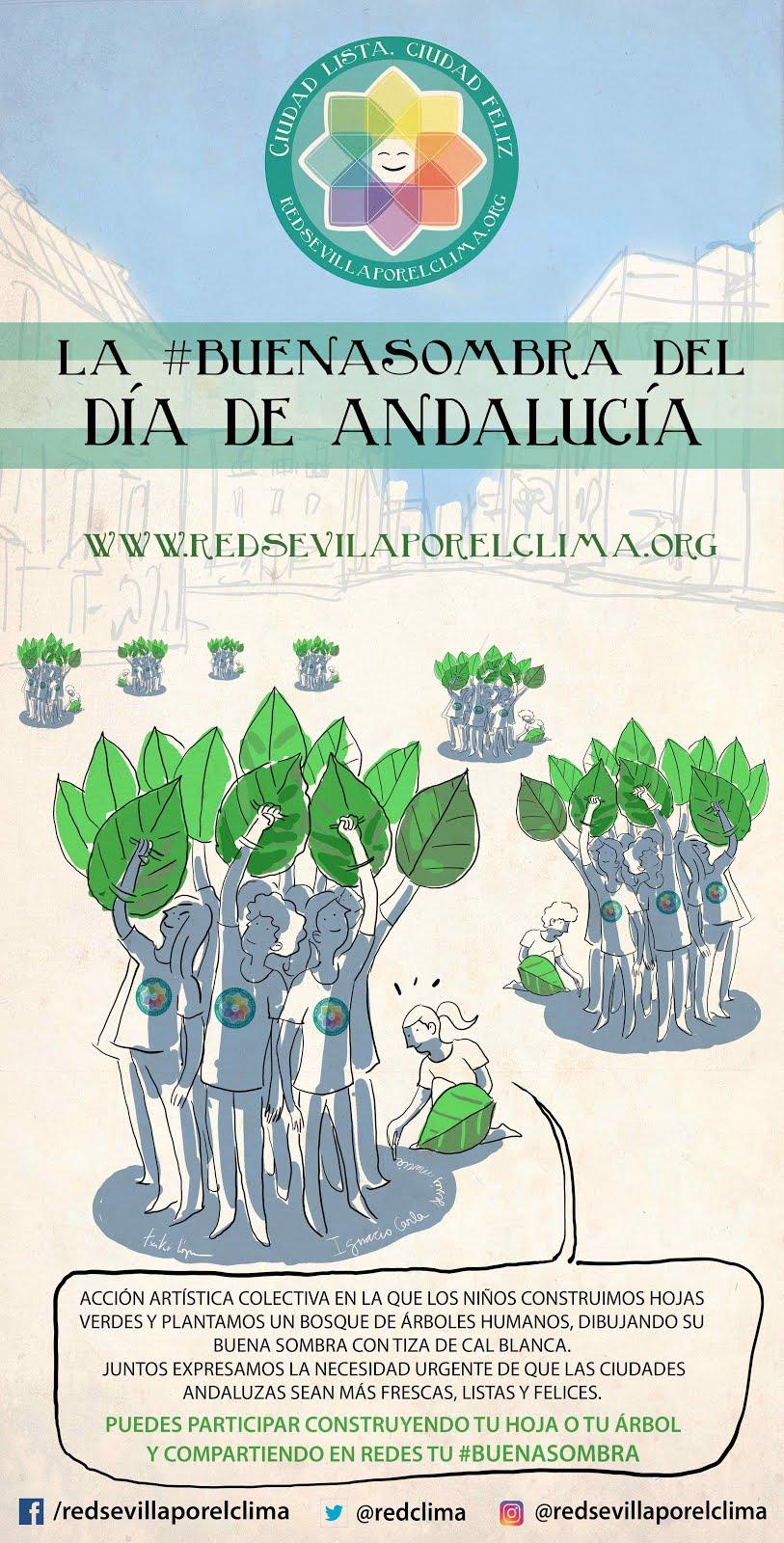 ACCIÓN ARTÍSTICA COLECTIVA. Viernes, 24 febrero. Sevilla