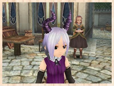 ホーン 紫1
